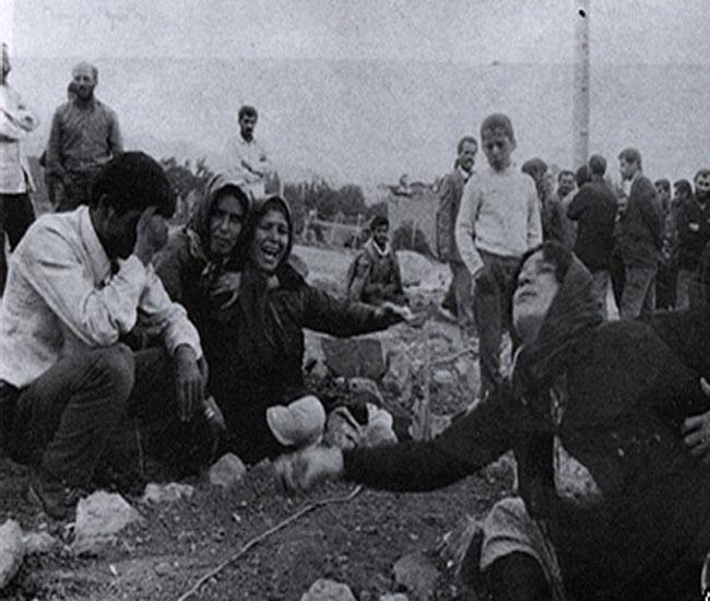 زلزله هولناک رودبار بزرگترین حادثه بعد از جنگ تحمیلی بود
