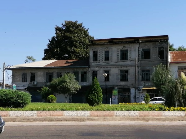 ثبت اثر تاریخی گراند هتل بندرانزلی
