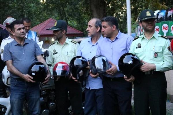 کاهش آمار موتورسواران جان باخته در گیلان