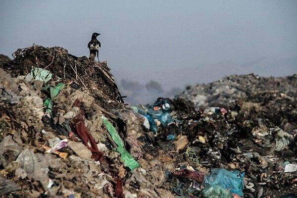 انباشت زباله در رودسر